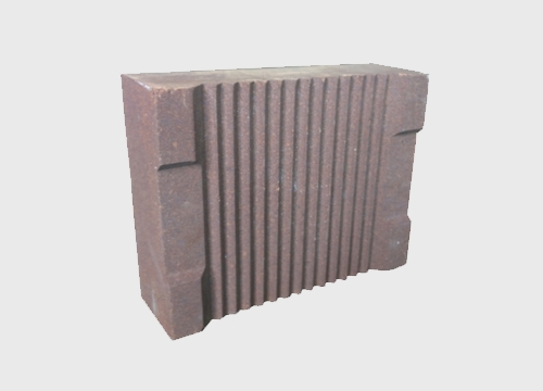 Regenerative magnesia iron brick